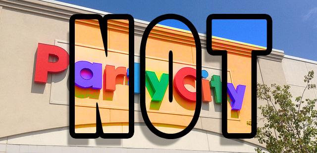 Image derived from Mike Mozart - Party City via Flickr
